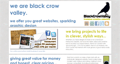 Preview of blackcrowvalley.co.uk